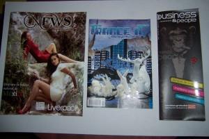 impresion de revistas